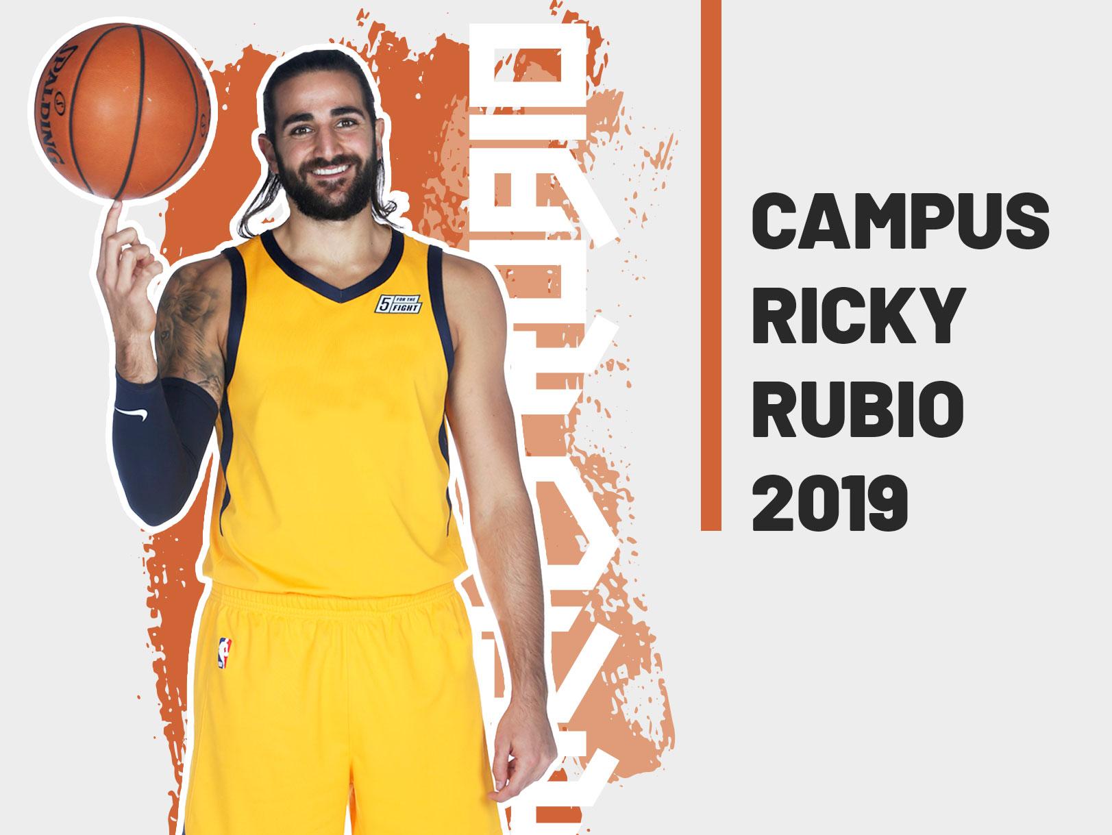 Campamento de Verano Ricky Rubio